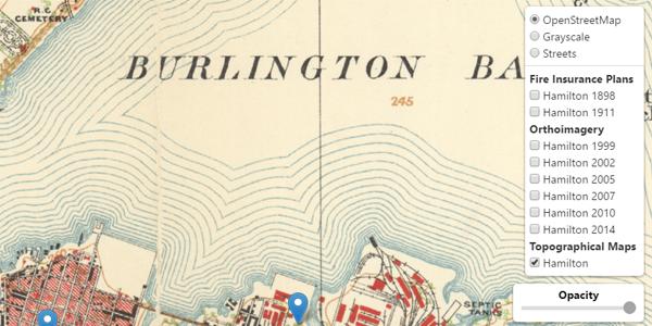 McMaster University's Historical Hamilton Portal